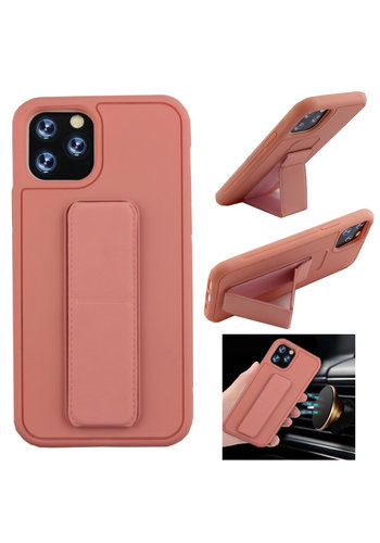 Colorfone Grip iPhone 11 Pro Max (6.5) Roze