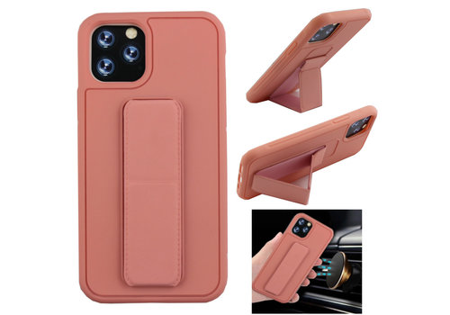 Colorfone Grip iPhone 11 Pro Max (6.5) Roze