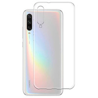 Pokrowiec CoolSkin3T do Xiaomi MI 9 Lite Transparent White