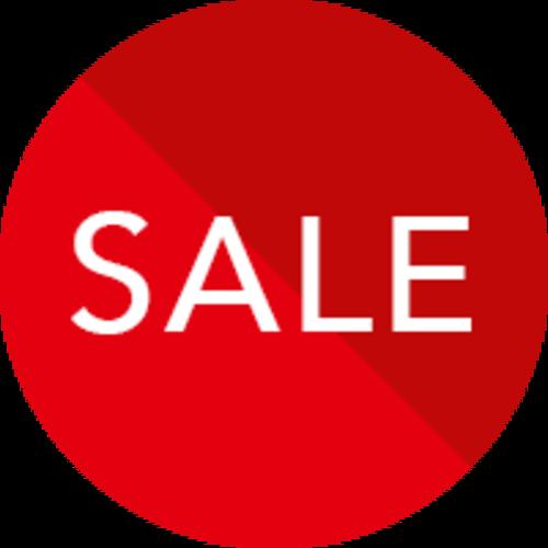 Sale 10% korting