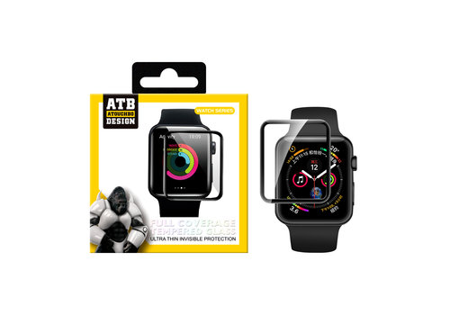 ATB Design Full Cover Tempered Glass Apple Watch 44mm
