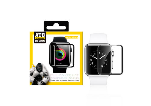 ATB Design Full Cover Tempered Glass Apple Watch 42mm