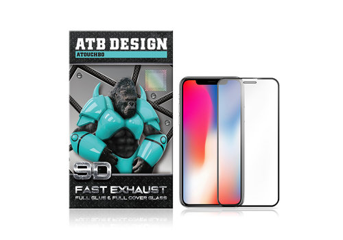 ATB Design 9D Full Glue Tempered Glass iPhone 11 Pro/X/XS