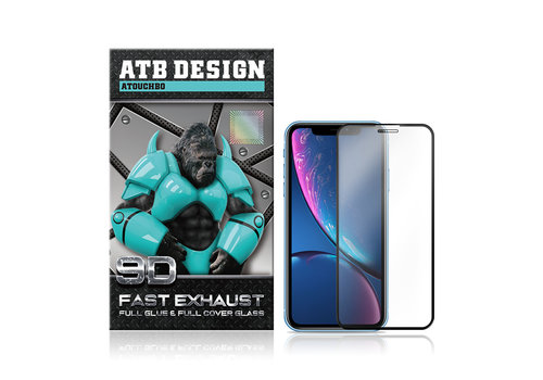ATB Design 9D Full Glue Tempered Glass iPhone 11/Xr