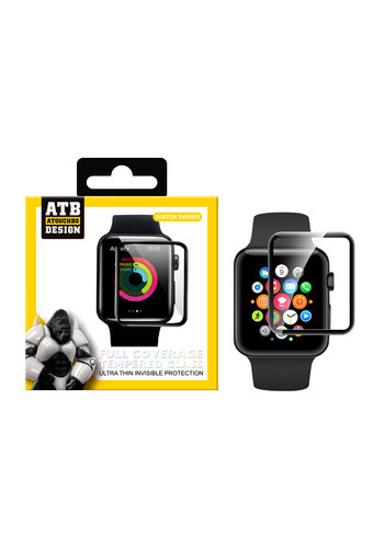 ATB Design Full Cover Tempered Glass Apple Watch 40mm