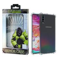 Anti-Schock-Gehäuse TPU + PC Samsung A70