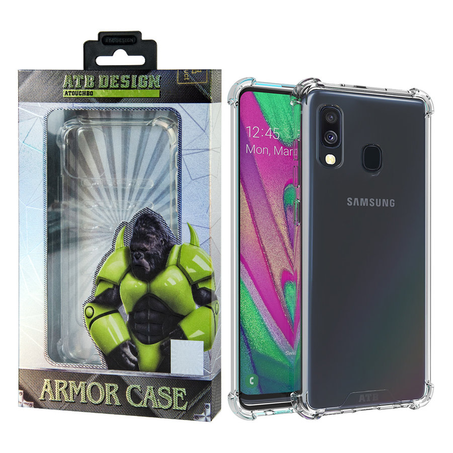 Anti Shock Case TPU+PC Samsung A50