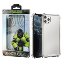 Anti-Schock-Hülle TPU + PC iPhone 11 Pro (5.8)