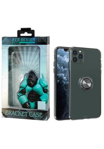 ATB Design Ring Houder TPU iPhone 11 Pro Max