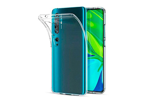 Colorfone CoolSkin3T Mi Note 10/Note 10 Pro Transparant Wit