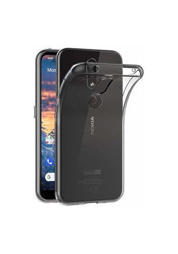 Colorfone CoolSkin3T Nokia 4.2 Tr. Weiß