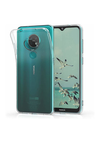 Colorfone CoolSkin3T Nokia 6.2/7.2 Tr. Wit