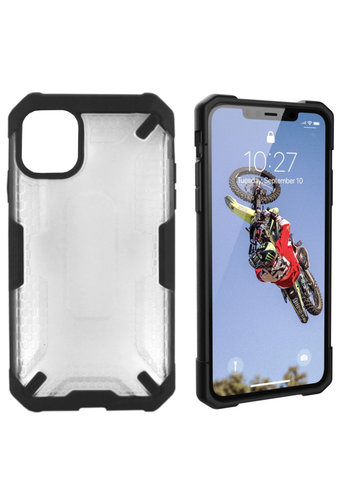 Colorfone Shield iPhone 11 Pro Max (6.5) Transparant