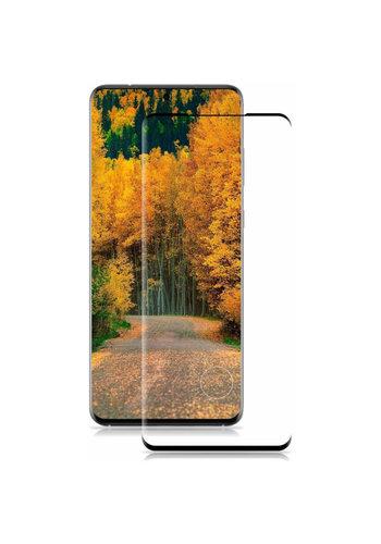 Colorfone Glas gebogen S20 Ultra Transparent Schwarz
