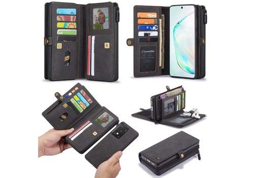 CaseMe Multi Wallet für S20 Ultra Schwarz