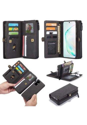 CaseMe Multi Wallet für S20 Plus Schwarz
