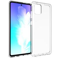 Etui Coolskin3T do Samsung Note 10 Lite Transparent White