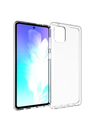Colorfone Coolskin3T Note 10 Lite Transparant Wit