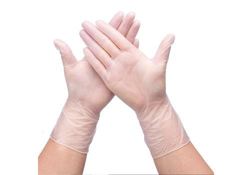 Intco Medical Examination Glove Vinyl size L