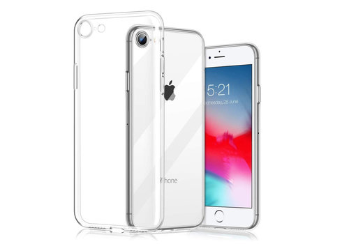 Colorfone CoolSkin3T iPhone SE 2020 Tr. Weiß