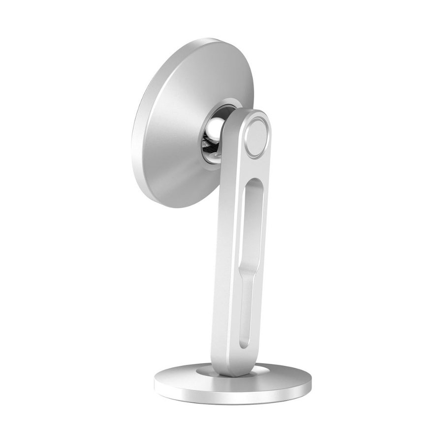 Autohalter Magnet Aufkleber Silber