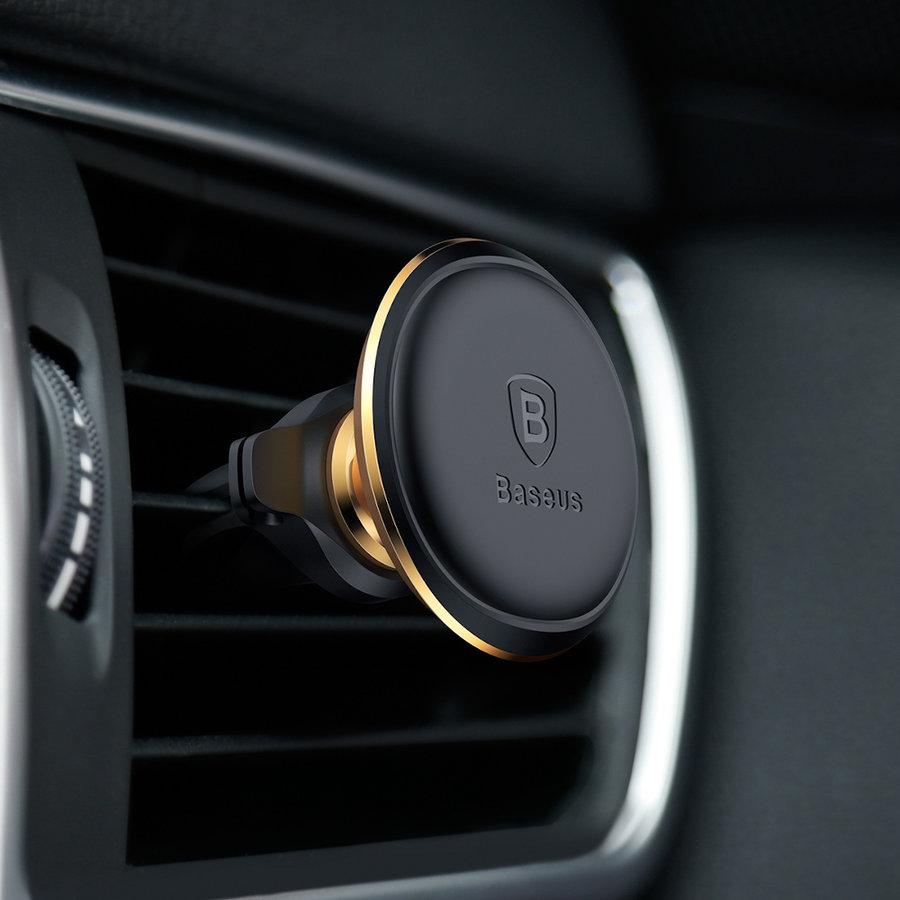 Autohalter 360 Magnet Universal Gold