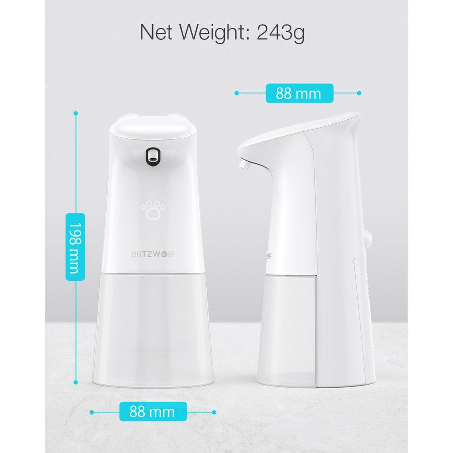 Bezdotykowy dozownik mydła
