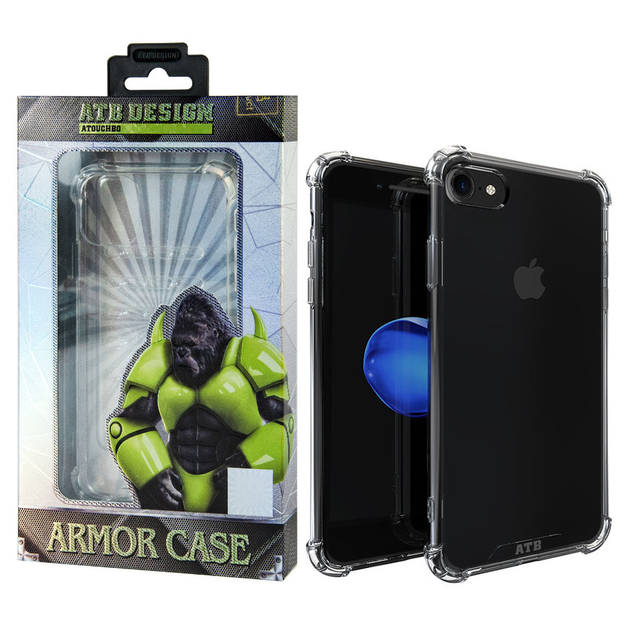 Anti Shock Case TPU+PC iPhone SE 2020/8/7