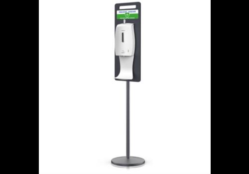 Svavo Mobiele Desinfectie Dispenser Zuil