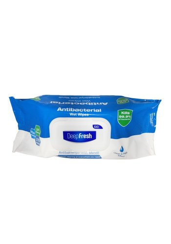 Antibacterial Disinfection wipes 100st.