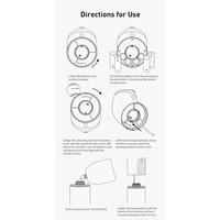 Automatische Zeepdispenser Contactloos
