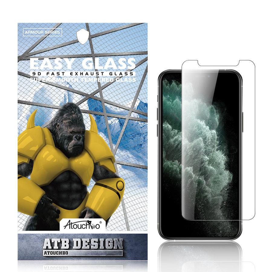 Displayschutz 2.5D Gehärtetes Glas iPhone XS Max / 11 Pro max