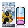 ATB Design Displayschutz 2.5D Gehärtetes Glas iPhone XR / 11