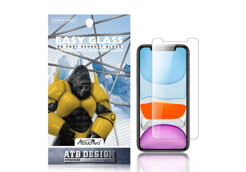 ATB Design 2.5D Tempered Glass iPhone XR / 11