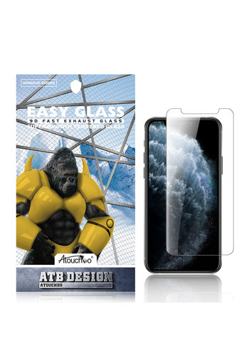 ATB Design 2.5D Tempered Glass iPhone X/XS/11 Pro