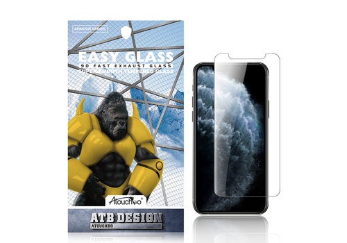 ATB Design 2.5D Tempered Glass iPhone X / XS / 11 Pro