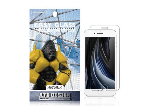 ATB Design 2.5D iPhone SE 2020 aus gehärtetem Glas