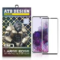 9D ARC gehärtetes Glas Samsung S20
