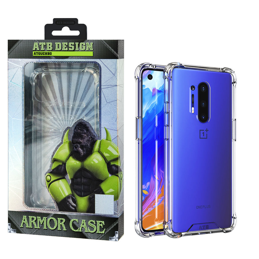Anti-Schock-Gehäuse TPU + PC One Plus 8