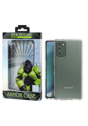 ATB Design HoneyComb Hoesje TPU Samsung Note 20
