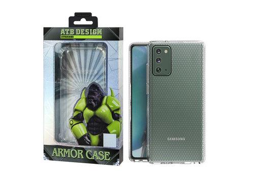 ATB Design HoneyComb Hoesje TPU Samsung Note 20