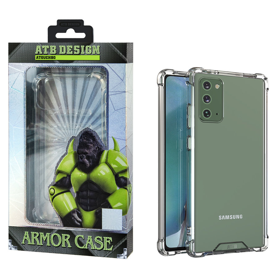 Etui Anti Shock Case TPU + PC Samsung Note 20