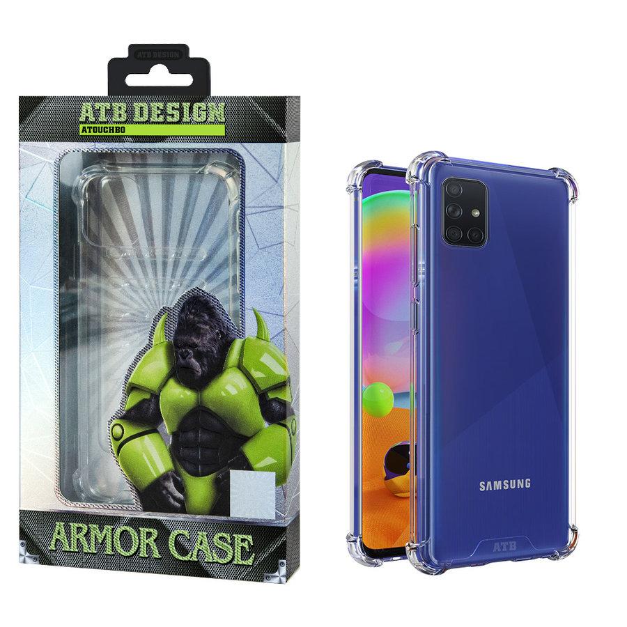 Anti-Schock-Gehäuse TPU + PC Samsung A31