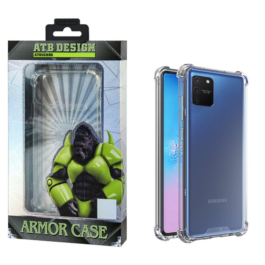 Anti-Schock-Gehäuse TPU + PC Samsung S10 Lite 2020