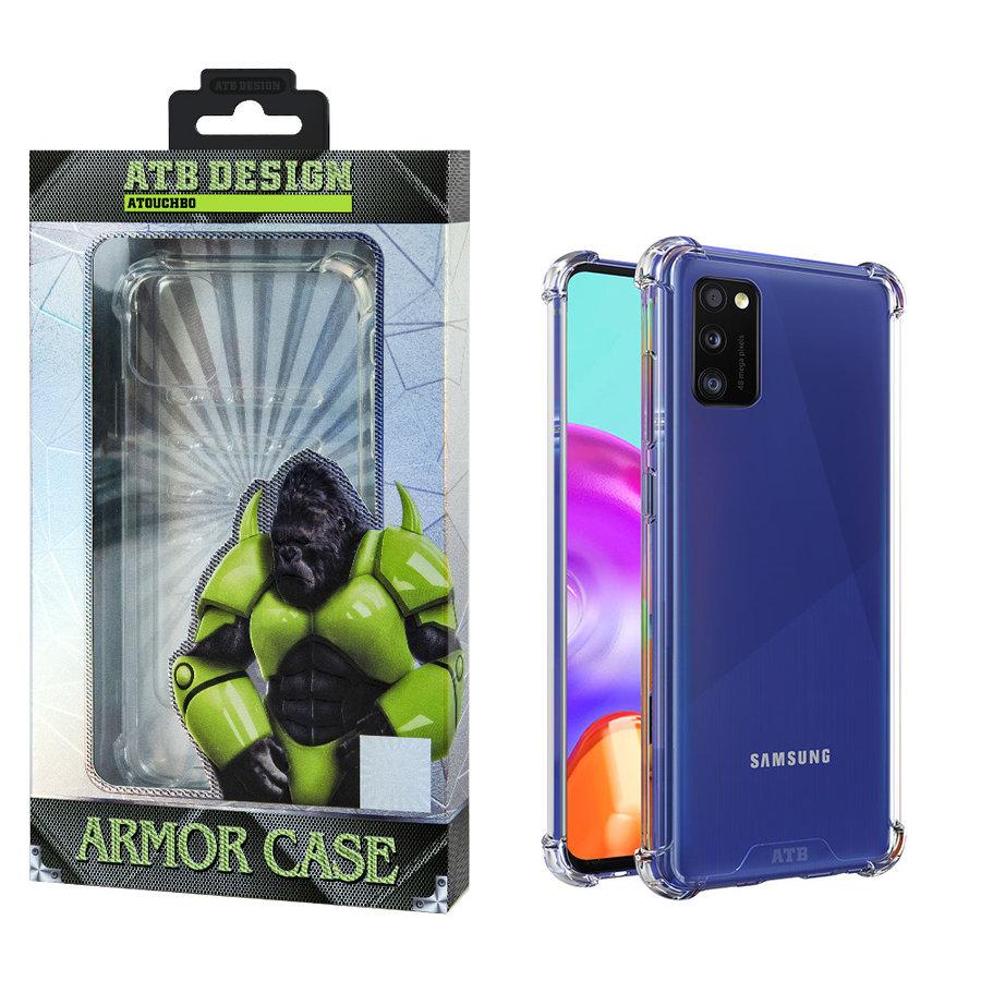 Etui Anti Shock Case TPU + PC Samsung A41