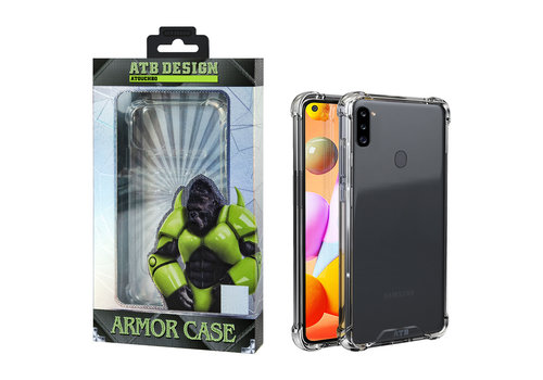 ATB Design Anti Shock TPU+PC Samsung A11