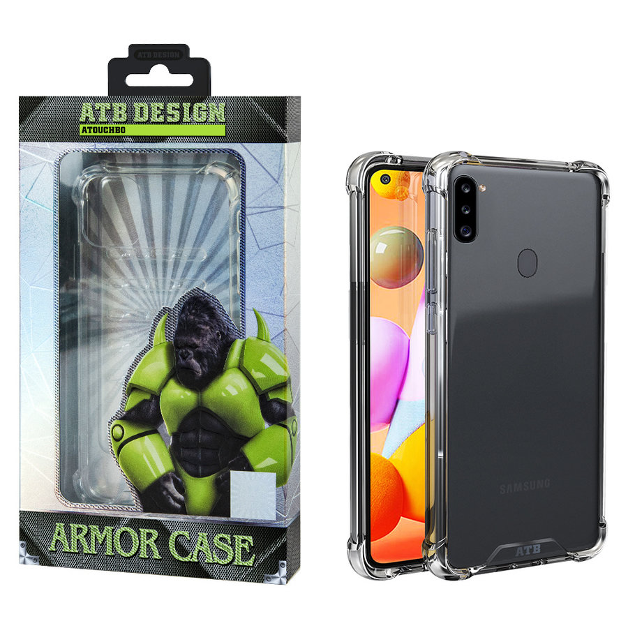 Anti Shock Case TPU+PC Samsung A11
