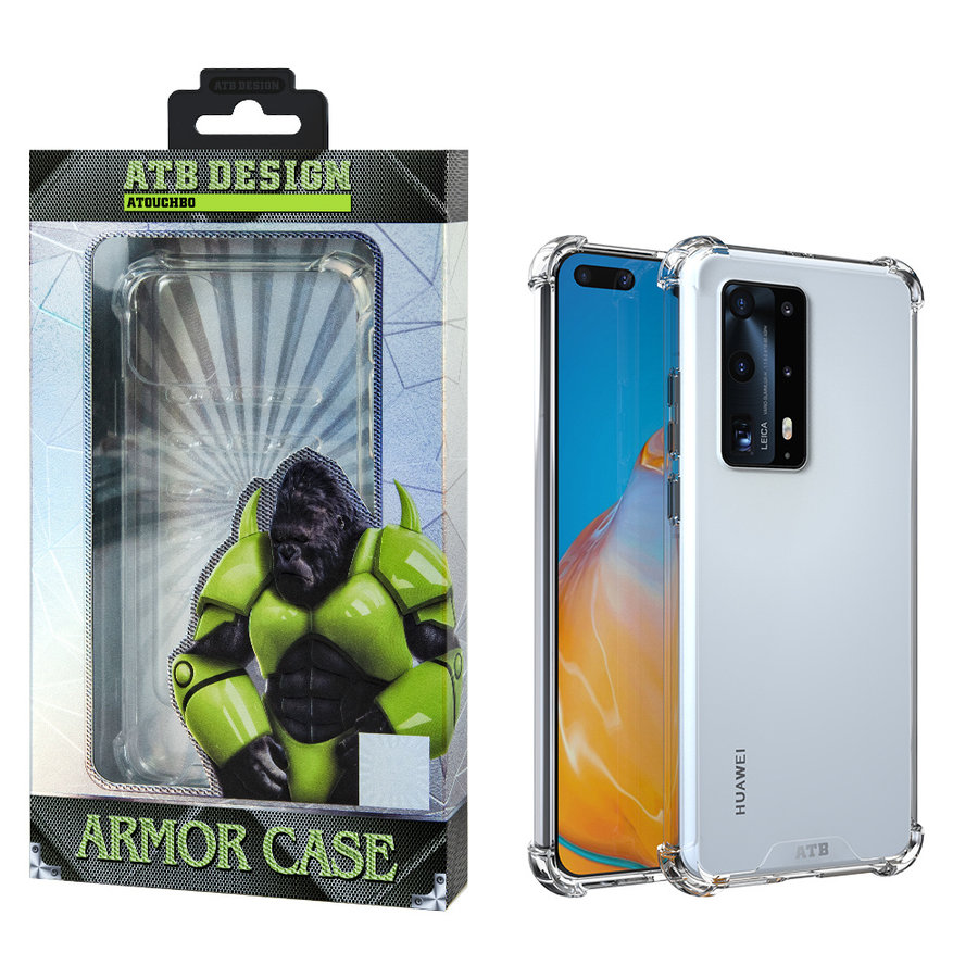 Etui Anti Shock Case TPU + PC Huawei P40 Pro