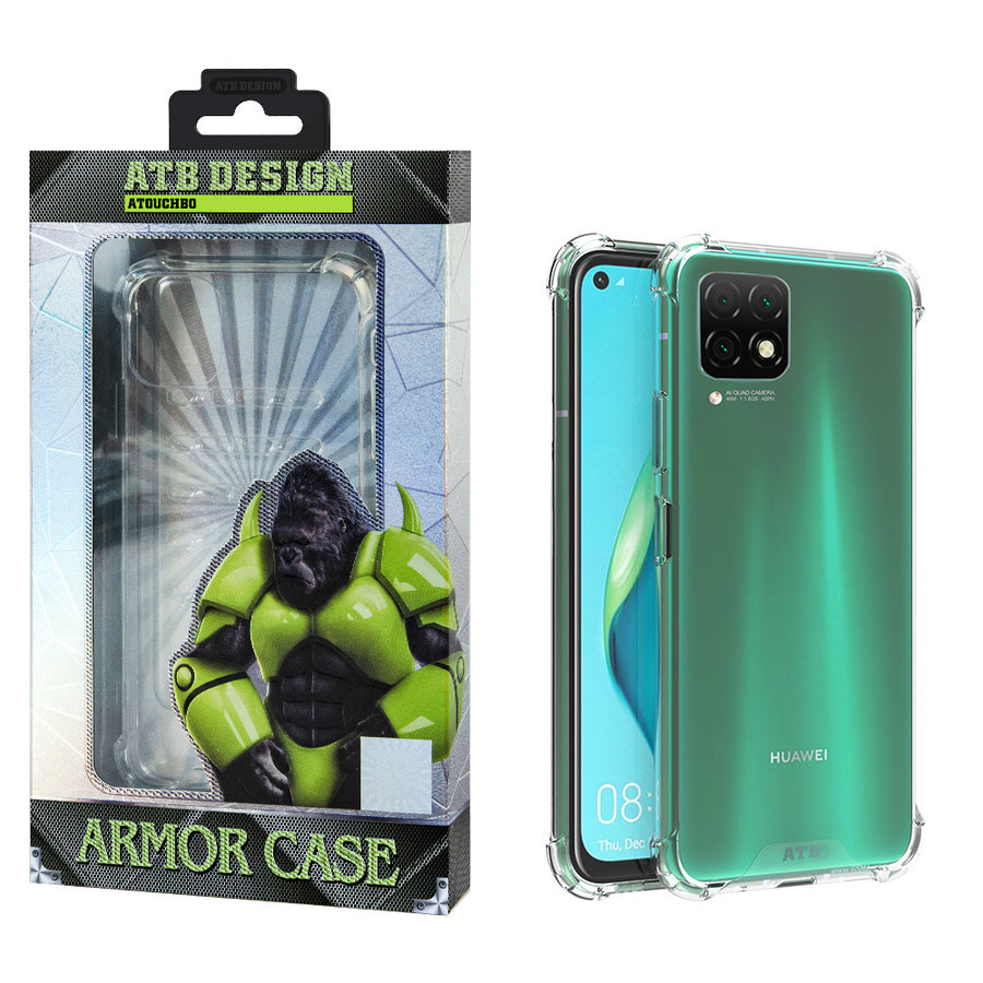 Anti Shock Case TPU+PC Huawei P40 Lite
