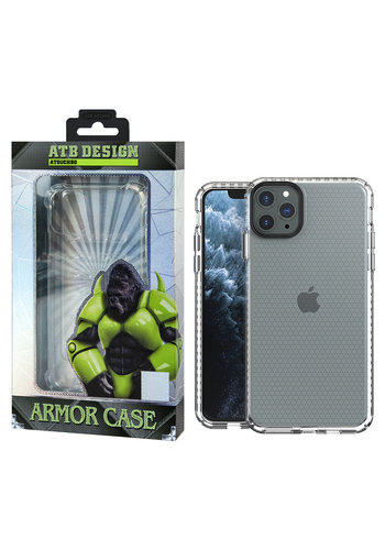 ATB Design HoneyComb Hoesje TPU iPhone 11 Pro Max